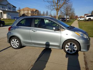 2009 Toyota Yaris one owner for Sale in Plainfield, IL