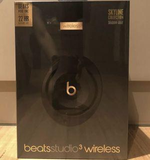 Beats Studio3 Wireless Headphones for Sale in Riverside, CA
