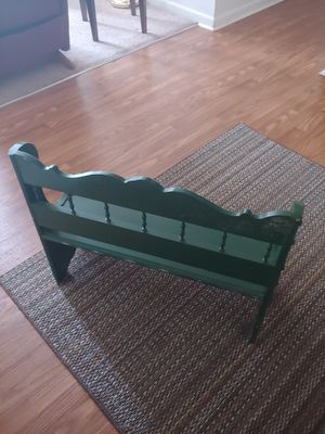 Little wooden bench for Sale in Kingsport, TN