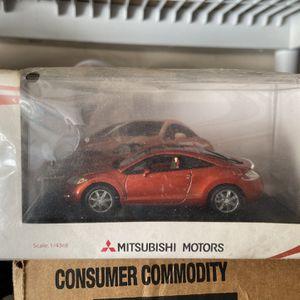 Mitsubishi 1/43 Scale $5 Each for Sale in Paramount, CA