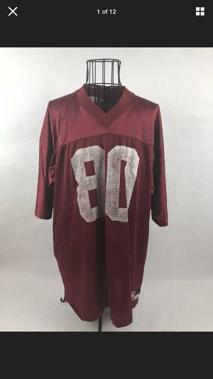VTG Nike Team Sport Football Jersey #80 No Name No Team Made in USA Mens Large L for Sale in Orlando, FL