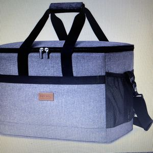 30L Soft collapsible cooler bag lunch bag for Sale in Monterey Park, CA