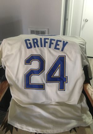 Ken Griffey Jr Authentic Retro Home Jersey for Sale in Chico, CA