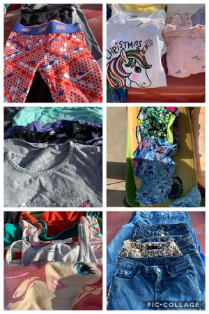 Kid girl clothes 6/7 for Sale in Indiantown, FL