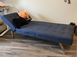 Futon Chaise Sofa for Sale in Seattle, WA