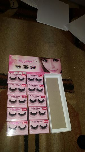 10 sets of eyelashes for Sale in Meridian, MS