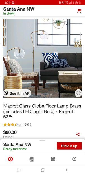 Project 62 modern floor lamp for Sale in Orange, CA