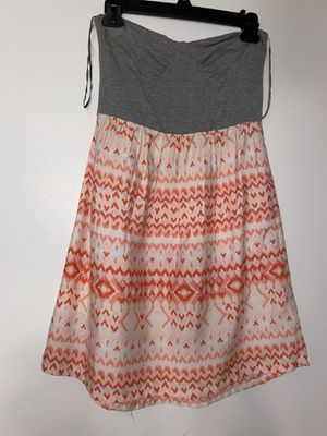 Roxy Woman's Strapless Dress for Sale in Eastvale, CA