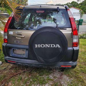 Honda CRV 2005 for Sale in Miami, FL