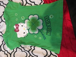 Girls Hello Kitty Blouse S 6/6X for Sale in City of Industry, CA
