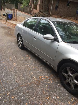 2005 Nissan Altima for Sale in Atlanta, GA
