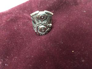 Stainless steel sons of anarchy ring for Sale in Thomasville, NC