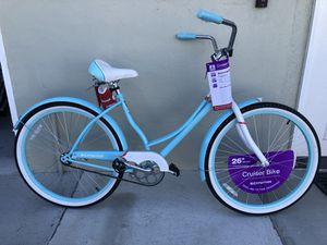 "BRAND NEW Schwinn Women's Legacy 26"" Cruiser Bike Bicyle Blue for Sale in San Francisco, CA"