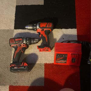 Milwaukee Drills And Battery Charger for Sale in Phoenix, AZ