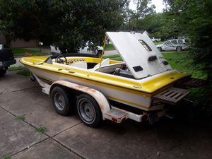 1976 spectra jet boat for Sale in League City, TX