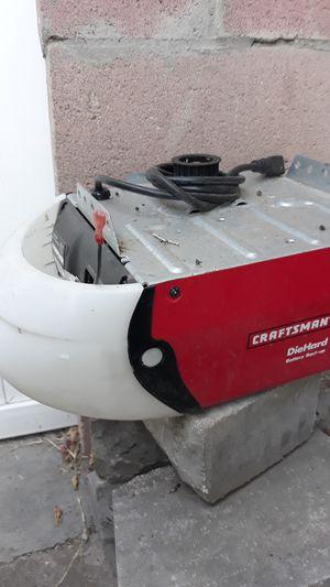 Craftsman diehard motor for Sale in Los Angeles, CA