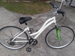 "Schwinn Trailway hybrid bike, like new, 700 tires, 16"" low step frame. for Sale in Wesley Chapel, FL"