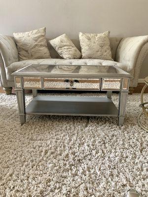 Beautiful Mirror coffee table for Sale in Olympia, WA