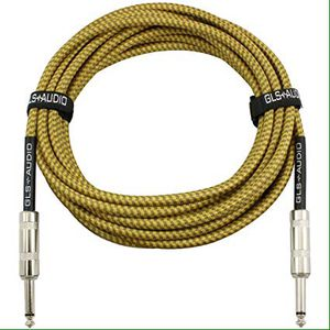 GLS AUDIO 1/4 to 1/4 pro cable for Sale in Houston, TX