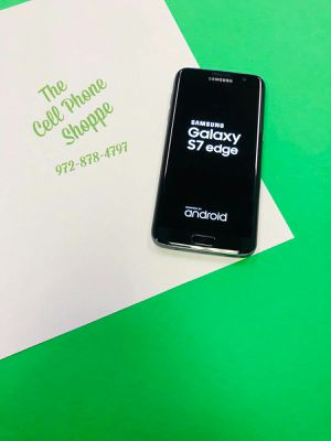 Samsung Galaxy S7 Edge Like New Unlocked $195 for Sale in Carrollton, TX