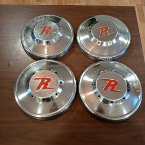 Pre Owned Amc Rambler 440 Classic Hub Caps Good Condition 50 Bucks for Sale in Charter Township of Berlin, MI