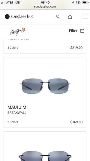 Maui Jim Sunglasses for Sale in Falls Church, VA