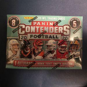 2020 Panini Contenders Football Blaster for Sale in Glendale, CA