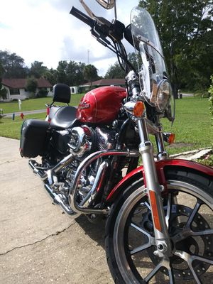 2014 Harley Davidson Sportster. for Sale in Lake Wales, FL