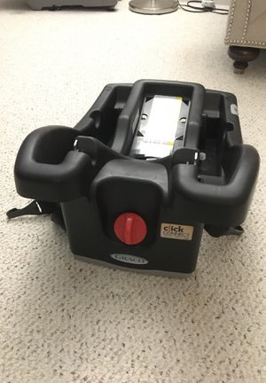 Graco Click Connect infant car seat base for Sale in Atlanta, GA