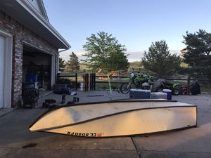 Folderable row boat 12 FT 4 person for Sale in Aurora, CO