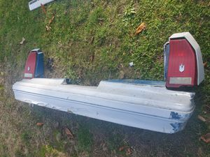 Chevy Monte carlo luxury sport or SS rear bumper & taillights for Sale in Seattle, WA