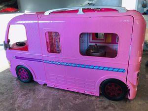 Barbie pop out camper for Sale in Wheat Ridge, CO