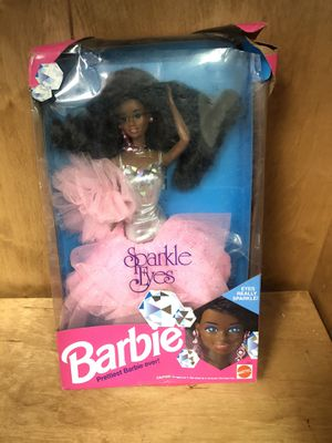 Sparkle Eyes Barbie Doll for Sale in Newport News, VA