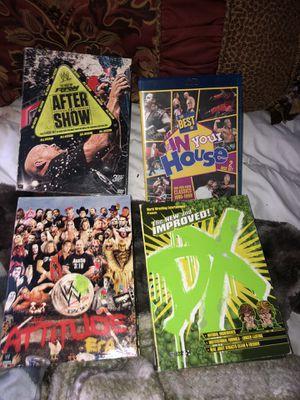 Wwf DVD's for Sale in Cumberland, RI