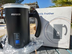 $40 MIROCO MILK FROTHER for Sale in Las Vegas, NV