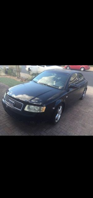 2003 Audi A4 stick shift for Sale in Las Vegas, NV