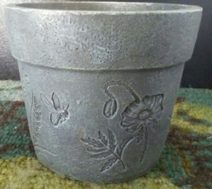 Clay flower pot for Sale in Lakewood, CO