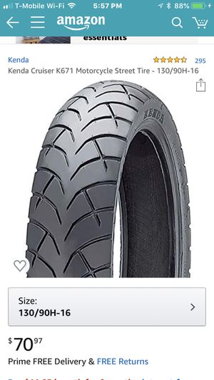 Motorcycle street tire .....new for Sale in Henderson, NV