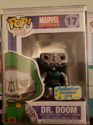 Funko POP Dr. Doom Convention Exclusive for Sale in Chula Vista, CA