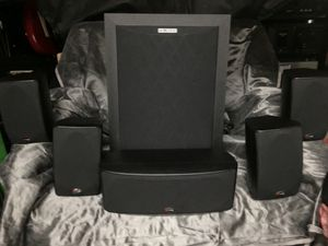 Polk Audio rm6750 5.1 Surround Sound for Sale in San Francisco, CA