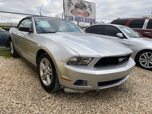 2010 Ford Mustang for Sale in San Antonio, TX