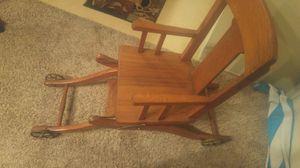 Antique oak babies chair for Sale in Wakefield, MA
