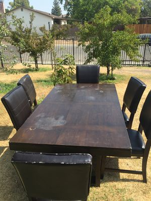Table and Chairs for Sale in Sacramento, CA