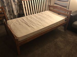 Twin size bed for Sale in Florissant, MO