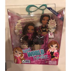 Bratz World Familiez Yasmín + Her Mom Portia for Sale in Lakewood, CA