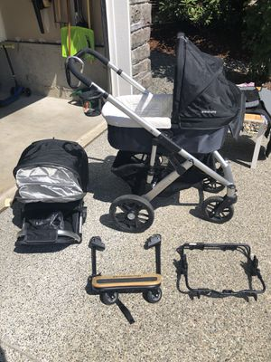 UPPA Baby Vista Stroller System for Sale in Issaquah, WA