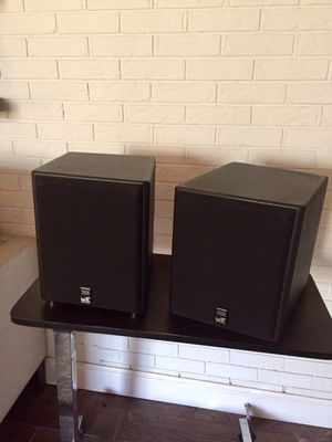 M&K S-150 THX Front Satellite Speakers (2) for Sale in Hazlehurst, GA