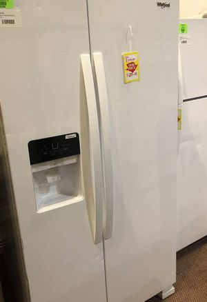 Whirlpool Refrigerator 🙈⏰⏰🍂⚡️⚡️🔥😀🙈⏰🍂⚡️✔️🔥😀🙈🙈⏰⚡️⚡️✔️ Appliance Liquidation!!!!!!!!!!!!!!!!!!!!!!!!! for Sale in Austin, TX