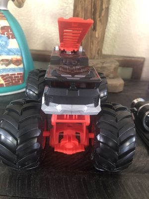 Hot wheels Monster truck for Sale in Chula Vista, CA