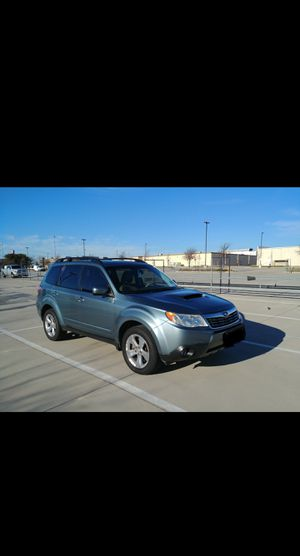 SUBARU FORESTER XT..2010 .TURBO LEATHER for Sale in Mesquite, TX